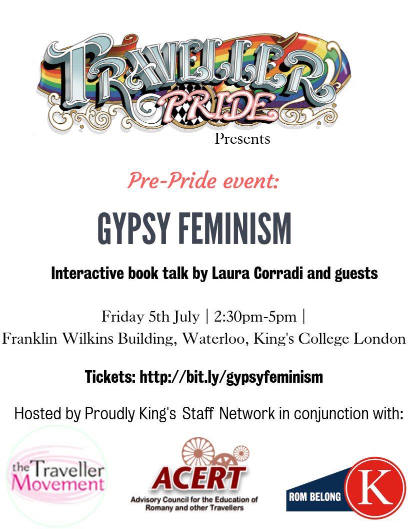 Celebrating Gypsy Feminism with Laura Corradi