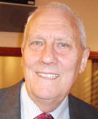 Arthur Ivatts OBE
